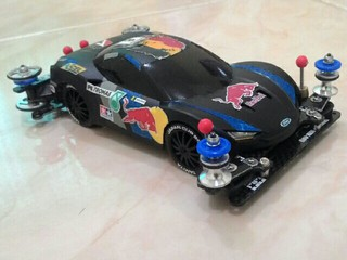 Red Bull 4wd