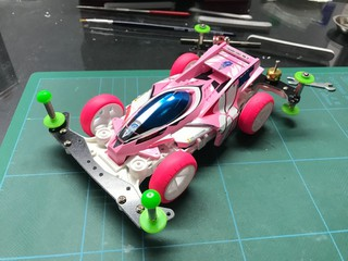 thundershot pink special
