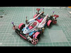 thunder shot M A chassis