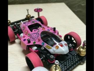 pink pig queen