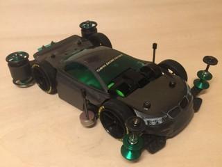 TRF-RACER jr.  FMARフレキ♪