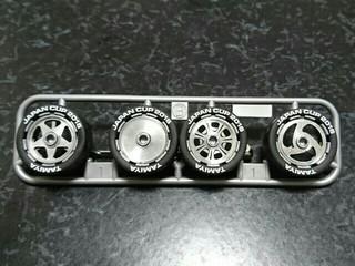 アルミディスクホイール 4種のアソート