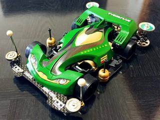 歴代レースマシン