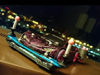 雷斬 FMAR ラップ塗装