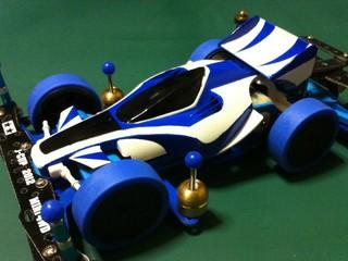 スーパーアバンテRS ブルーインパルスカラー