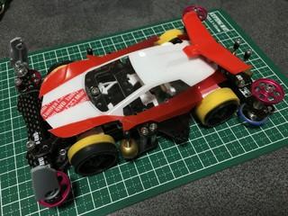 SXX ベルダーガ 公式用 急造型