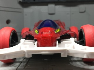 素組みレース専用 赤雷撃 迅帝SP