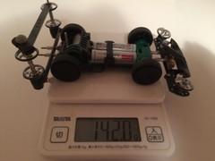 重量について。