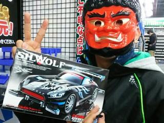 PIKATYU がヨドバシに降臨 ジルボルフ2台目購入