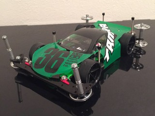 TRF Works Jr. Green Special