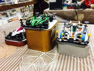 アメパラ浪館店12月11日大会コース