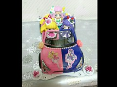 コペン(魔法使いプリキュア)痛車