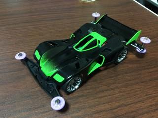黒と緑 Ⅱ