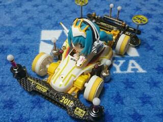 レーシングミク2015