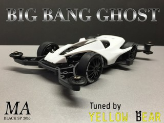 BIG BANG GHOST/MA BLACK SP