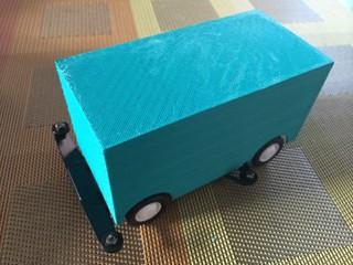 ミニ四バス prototype1