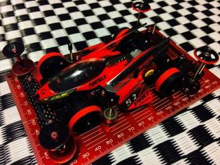 サンダーショトMkⅡ 赤黒SⅡ