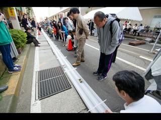 高田本町商店街150m直線コース 本町SPEED KING