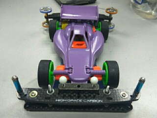 purple astute