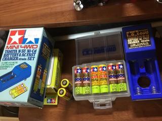 ニカド充電池