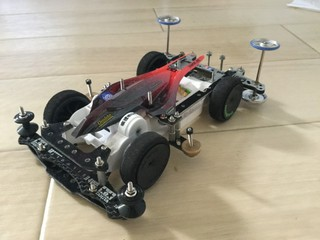 FMAR  親子協同機 試作機