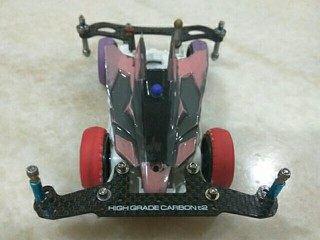 high speed (ar chassis)