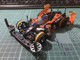 WBF TZ-X