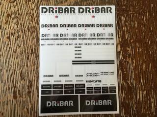 DRIBAR Decals!