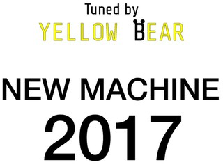 NEW MACHINE 2017