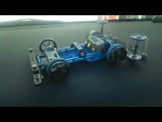 S-1ブルー おもちゃのポッポ大会マシン