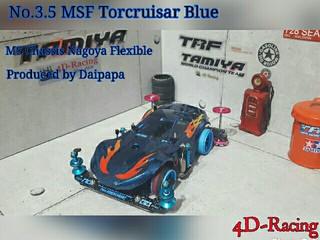 4D-Racing No.3.5 トルクルーザー