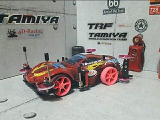 4D-Racing No3-1 レッドトルクルーザー