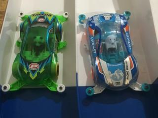 PANDA RACER GT SHIROKUMAKKO GT