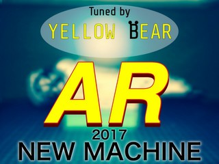 NEW MACHINE 2017 AR