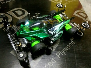 green monster. sx chassis