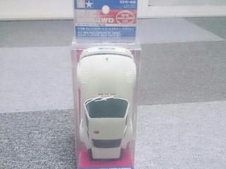 ラジ四駆 ポルシェ 911 ターボクーペフラット ボディセット