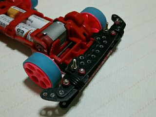 FM Chassis with Pivot bumper