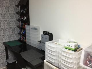 新しい作業スペース