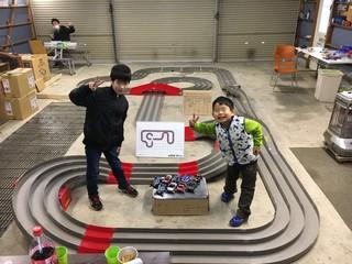 ガレージサトウ レーシングコース
