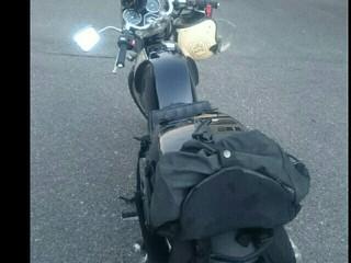 冬にバイクで走るとものっそい寒い((>~<))ピャー