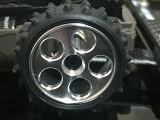 縮みスパイクタイヤ