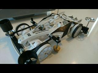 ホワイトアバンテmk3 S2(公式マシン)