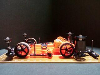 橙×黒 VS