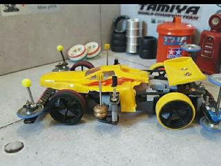 4D-Racing No.11-4 イエローアスチュート