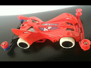 Beak Spider Stock Race +