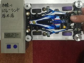 ライトダッシュ&充電器