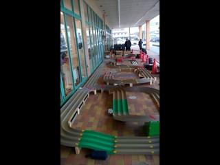 ドリームハウス2017年1月定例レース用サーキット