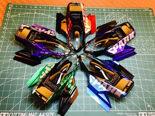 H.K Spark Mini4wd Team