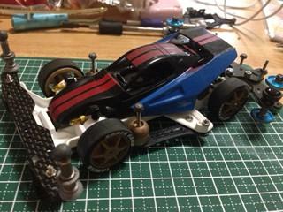 3レーン仕様TZ-X