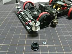 13mm用POMスタビ(キャップスタビ)